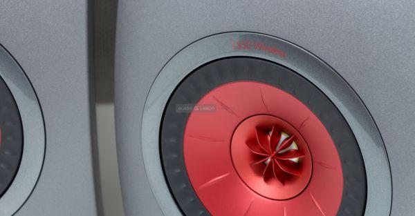 KEF LS50 Wireless Uni-Q hangszóró