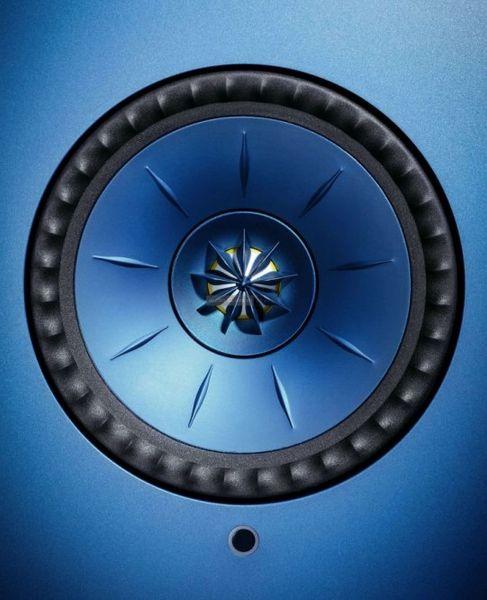 KEF LSX aktív hangfal UniQ hangszóró