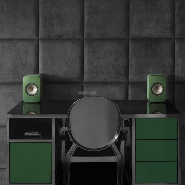KEF LSX aktív hangfal