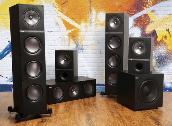 KEF Q700 házimozi hangfalszett