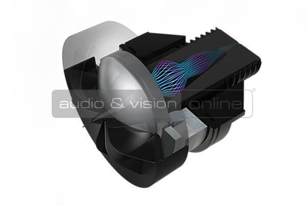 KEF Q750 hangfal Uni-Q magassugárzó