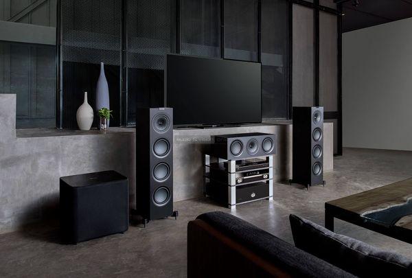 KEF Q750 házimozi hangfalszett