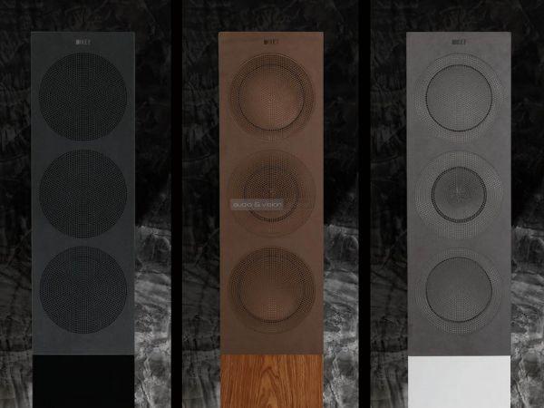 KEF R11 hangfal színek