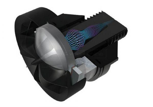 KEF R11 hangfal magassugárzó