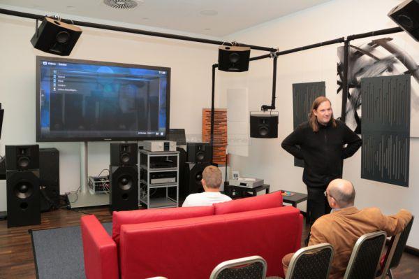 klangBilder 2014 Dolby Atmos demo