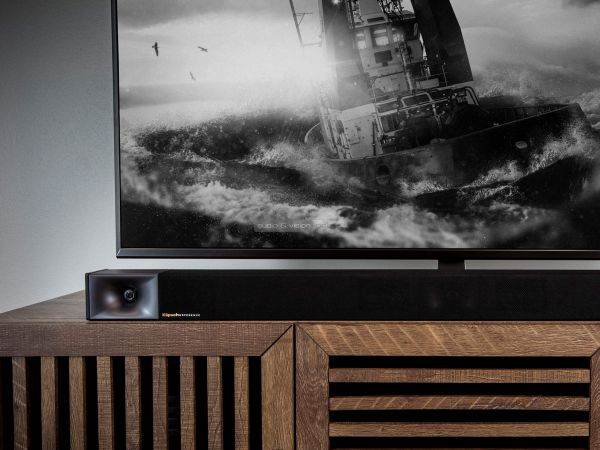 Klipsch Cinema 600 Sound Bar soundbar