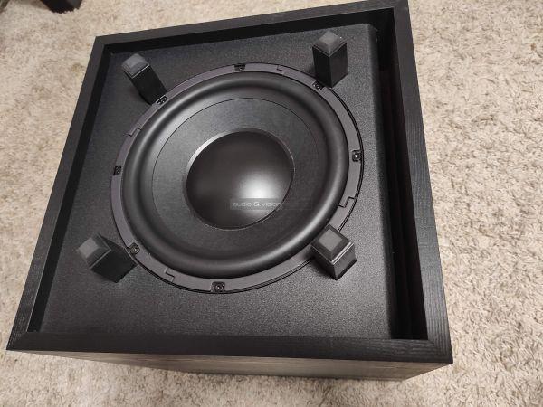 Klipsch Cinema 600 Sound Bar soundbar mélyláda hangszóró