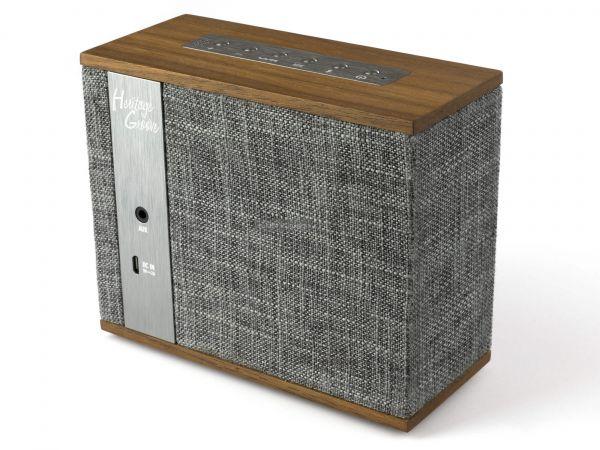 Klipsch Heritage Groove Bluetooth hangszóró hátlap