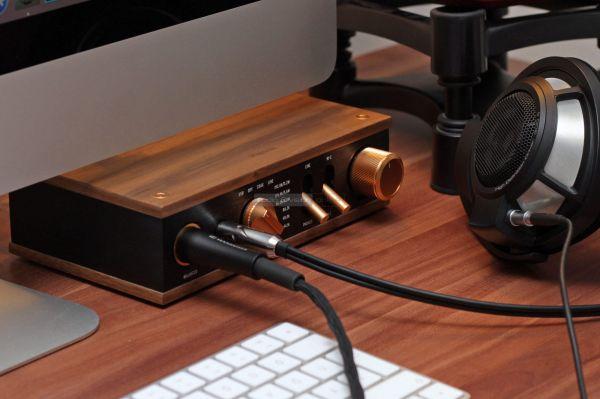 Klipsch Heritage Headphone Amplifier fejhallgató erősítő és Sennheiser HD 800 S fejhallgató