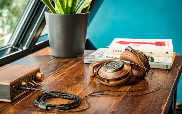 Klipsch Heritage Headphone Amplifier fejhallgató erősítő és HP-3 fejhallgató