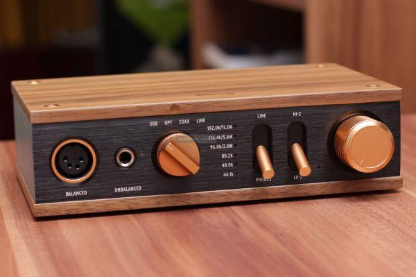 Klipsch Heritage Headphone Amplifier fejhallgató erősítő