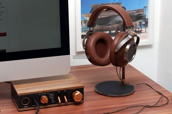 Klipsch Heritage HP-3 fejhallgató Heritage Headphone Amp fejhallgató erősítő
