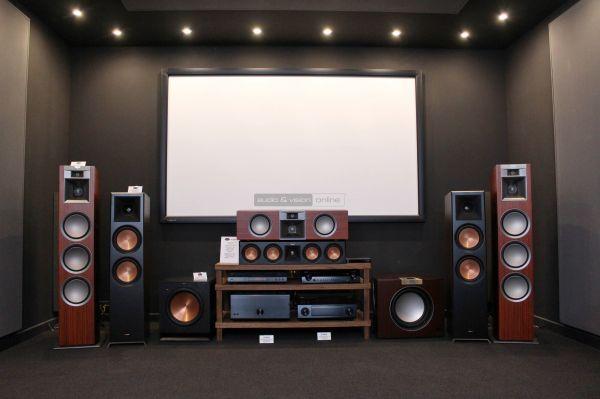 Klipsch Palladium házimozi hangfalszett az Extreme Audio-ban