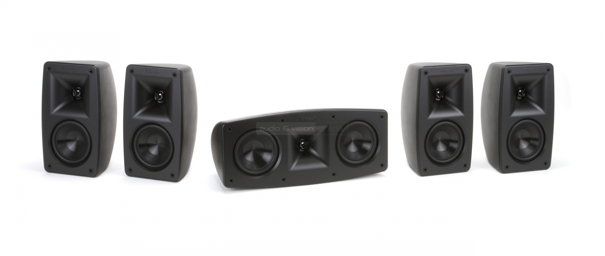 Klipsch Quintet Home Theater Speaker System V