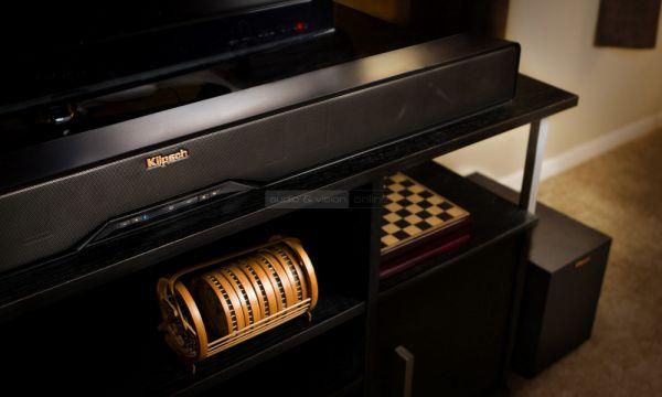 Klipsch Reference R-4B soundbar hangrendszer