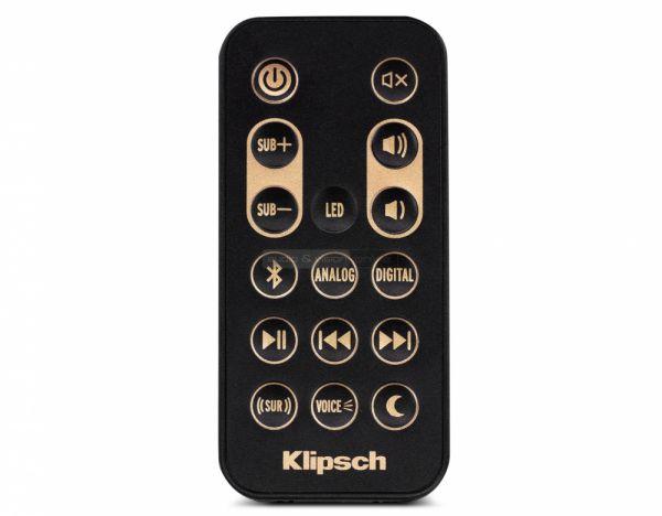 Klipsch Reference R-4B soundbar távvezérlő