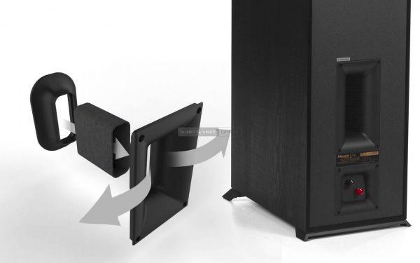 Klipsch R-620F hangfal hátlap