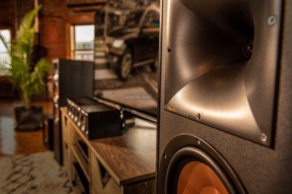 Klipsch R-820F hangfal magassugárzó