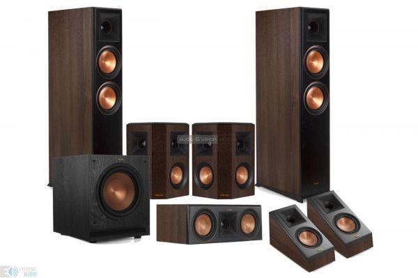 Klipsch RP-6000F Dolby Atmos házimozi hangfalszett