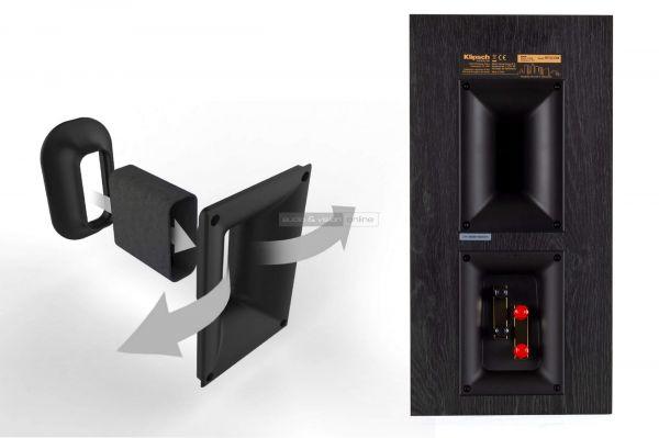 Klipsch RP-600M hangfal basszreflex nyílás