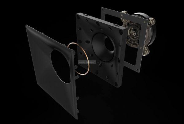 Klipsch RP-8000F hangfal Horn magassugárzó