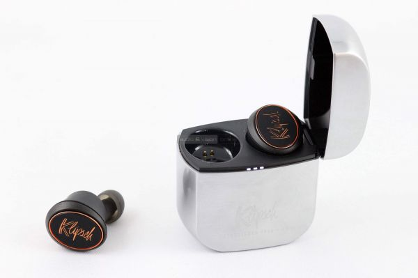 Klipsch T5 True Wireless Bluetooth fülhallgató dokkoló