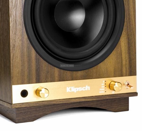 Klipsch The Sixes aktív hangfal