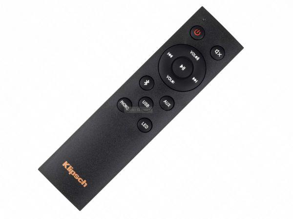 Klipsch The Three II Bluetooth hangszóró távvezérlő