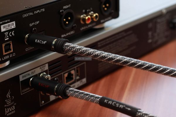 KáCsa KCS-XLR koax kábel