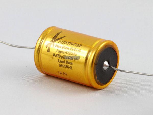 Intertechnik FFC0470 audyn papír olaj alu kondenzátor
