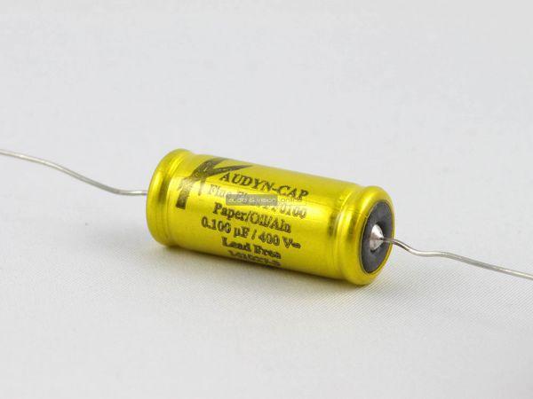 Intertechnik FFC100 audyn olaj papír kondenzátor