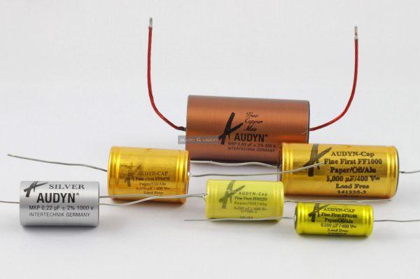 Intertechnik kondenzátorok