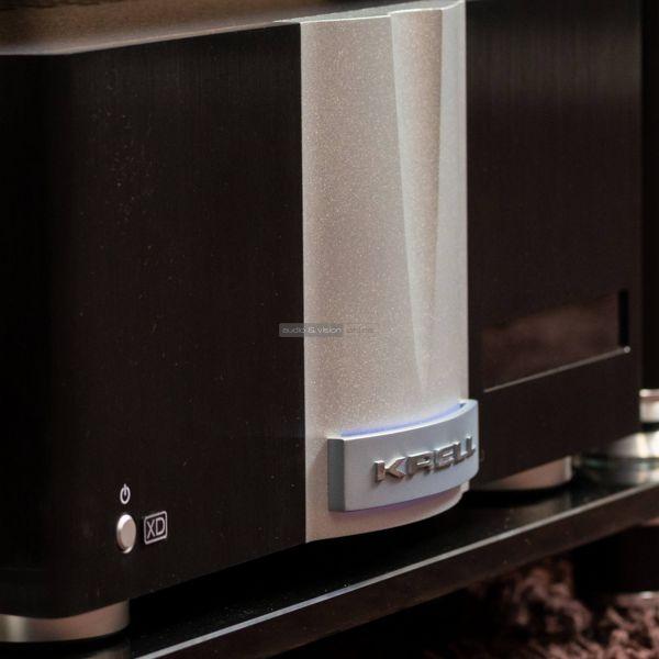 Krell Duo 300 XD sztereó végerősítő