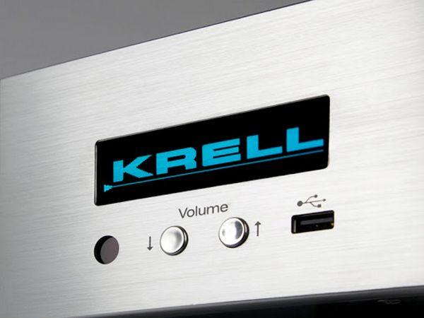 Krell K300i sztereó erősítő