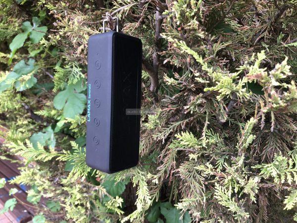 LAMAX Sentinel 2 Bluetooth hangszóró karabiner