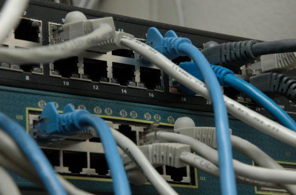 LAN kábel