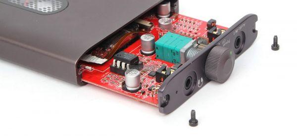 Lars & Ivan THA-8X vákuumcsöves fejhallgató erősítő