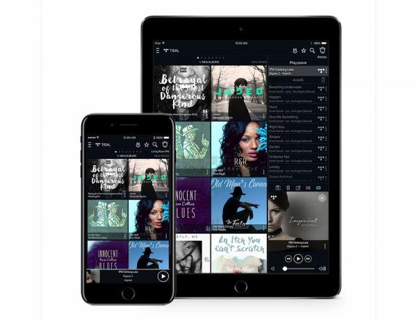 NAD BluOS App
