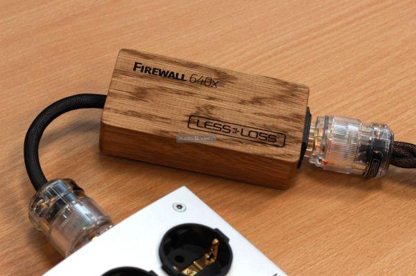 LessLoss Firewall 640x tápszűrő