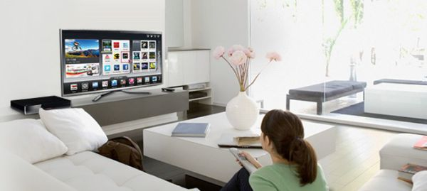 LG 50PM6800 smart TV