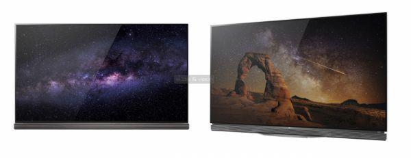 LG OLED TV E6 és G6