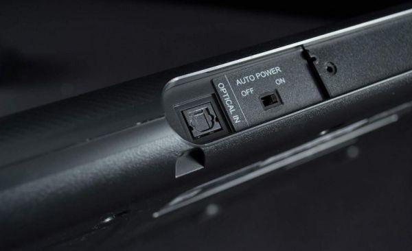 LG LAP340 SoundPlate Bluetooth hangállvány csatlakozás
