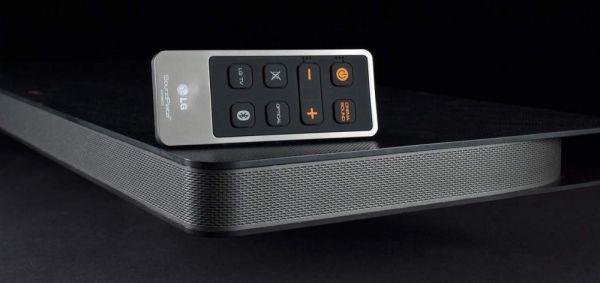 LG LAP340 SoundPlate Bluetooth hangállvány távvezérlő