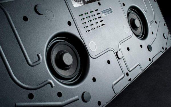 LG LAP340 SoundPlate Bluetooth hangállvány mélysugárzói