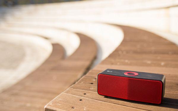 LG NP5550BR - Music Flow P5 Bluetooth hangrendszer