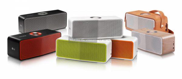 LG NP5550 - Music Flow P5 Bluetooth hangrendszerek