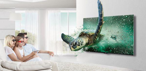 LG 3D TV 2013