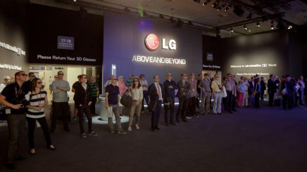 LG IFA 2012