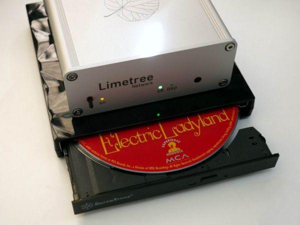 Lindemann Limetree NETWORK hálózati zenelejátszó CD