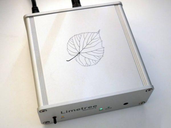 Lindemann Limetree NETWORK hálózati zenelejátszó
